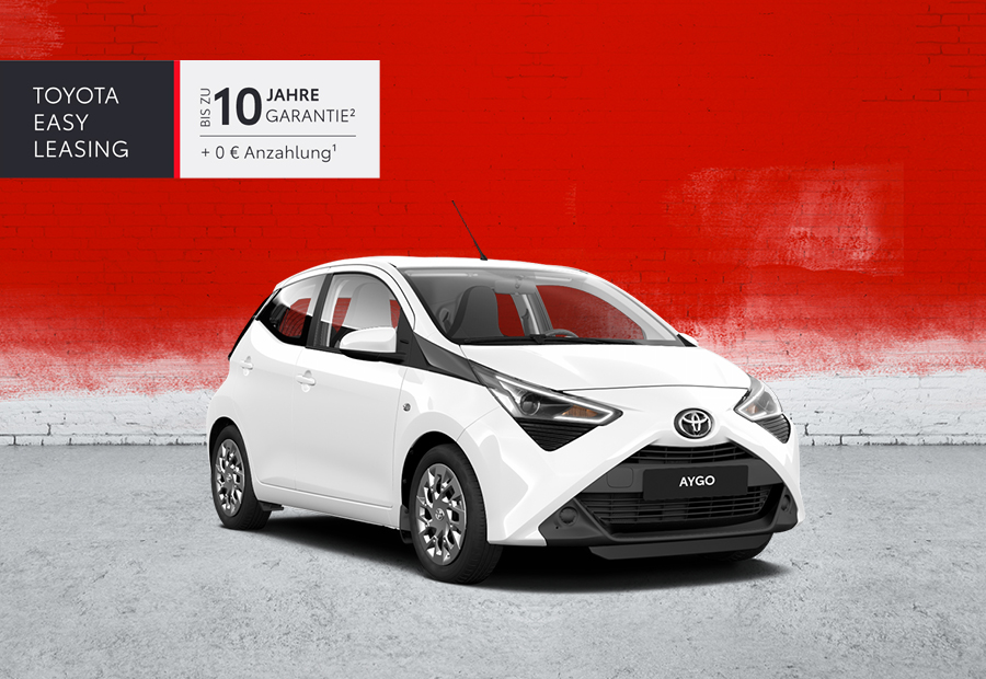 Red Deal Aygo